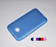 funda carcasa gel flexigel tpu mate vodafone smart mini 7