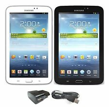 """Samsung Galaxy Tab 3 7"""" T210 SM-T217S 1.7GHz Android WiFi Only 16GB Tablet"""