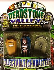Deadstone Valley - MAIZIE The MAID Is DEAD Collectable Figure - GOTHIC toy