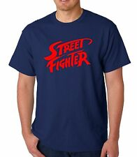 STREET FIGHTER T-SHIRT 80S 90S INDIE GAMER GAME RETRO INDIE RYU ARCADE CAPCOM