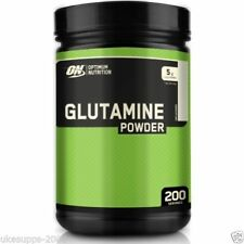 OPTIMUM NUTRITION GLUTAMMINA IN POLVERE 600G 1KG L-GLUTAMINA AMINOACIDI