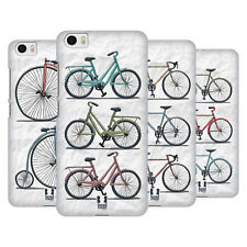 HEAD CASE DESIGNS BICICLETTE RETRO COVER RETRO RIGIDA PER XIAOMI Mi 5