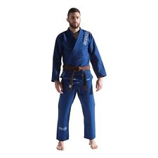 GRIPS ATHLETICS PRIMERO EVO BJJ GI BLUE - MARTIAL ARTS GI SPARRING TRAINING