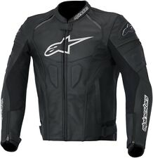 Alpinestars GP Plus R Leather Motorcycle Motorbike Mens Jacket Black 50 52 54