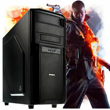 Gamer PC FX Quad 4.0 Ghz - Radeon RX 460 4GB - 1TB - Gaming - Windows7 - 8GB Ram