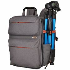 Multi-function Waterproof Antishock DSLR Gadget Camera Bag Photography  Backpack