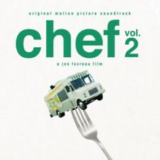 Chef Vol. 2 (banda sonora original) - NUEVO CD