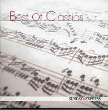 BEST OF CLASSICS: 17 TRACK PROMO CD - DVORAK MOZART BACH ETC