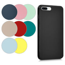 FUNDA DE TPU SILICONA PARA APPLE IPHONE 7 PLUS 8 PLUS CARCASA PROTECTORA
