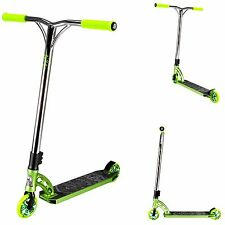 MGP Madd Gear Team Edition VX7 Green Silver 2017 Stunt Scooter Roller Trotinette