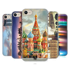 HEAD CASE DESIGNS CITY SKYLINES HARD BACK CASE FOR APPLE iPHONE 7