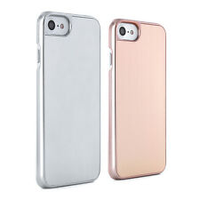 Proporta Slim Brushed Metal Back Metal Hard Shell Case for Apple iPhone 6 / 6S