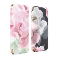 OFFICIAL TED BAKER AW16 Womens Floral Folio Case COLLECTION for iPhone 6S 6 Rose