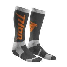 THOR MX / MTB SOCKEN 2016 MX-SOCKS COOL - grau-orange