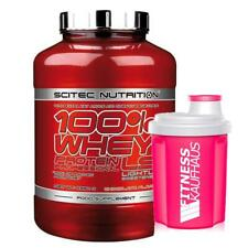 Scitec Nutrition Whey Protein Professional LS 2350g  Eiweiss + Ladyline Shaker