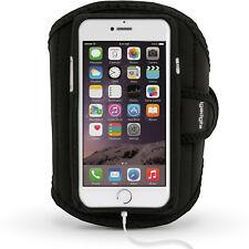 """Running Jogging Sports Armband for Apple iPhone 7 4.7"""" Cover Fitness Gym Case"""
