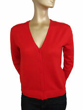 *SALE* - Dorothee Schumacher - CUTTING EDGE Cardigan red - NEW