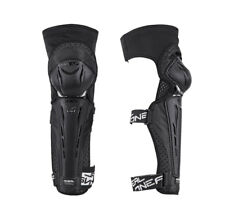 Oneal PARK FR Carbon-Look Ginocchiera nero Downhill MTB Ginocchiere