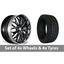 """4 x 20"""" Marrakech Signature Series Alloy Wheel Rims and Tyres - 295/40/20"""
