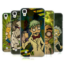 HEAD CASE DESIGNS MAD SCIENTISTS HARD BACK CASE FOR LG PHONES 2