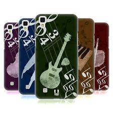 HEAD CASE DESIGNS MUSIKA HARD BACK CASE FOR LG PHONES 2