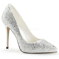 SALE! Fabulicious High Heel Pumps Amuse-20RS ivory