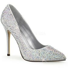 SALE! Fabulicious High Heel Pumps Amuse-20RS silber
