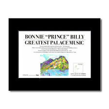 BONNIE PRINCE BILLY - Greatest Palace Music Matted M...