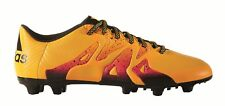 adidas Hommes Chaussures de football X 15.3 FG / AG Crampons Orange rose