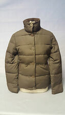 Joules Heartwell Ladies jacket/Coat Khaki Green 12,14,16 lovely for the winter