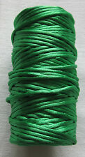 4m of Rattail 2mm - Used in Kumihimo and Braiding Projects