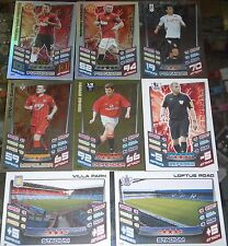 Match Attax Trading Cards - 2012/2013 - 100 Club - Limited Edition - Legend etc