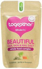 Together WholeVits™ Beautiful Capelli,Pelle & Unghie Quotidiano Supplemento 60