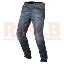 Jeans Pantalone Urbano Moto Alpinestars COPPER OUT DENIM Pants con Protezioni