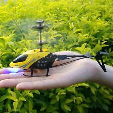 RC Mini Metal Helicopter Radio Remote Control Aircraft 2 Channel Night Vision UK