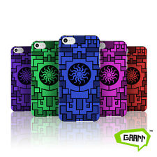Sun and Block Pattern iPhone 5c Case