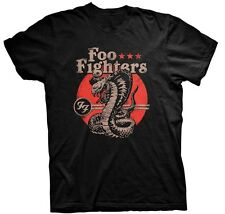 Foo Fighters - Snake (NEW MENS T-SHIRT )