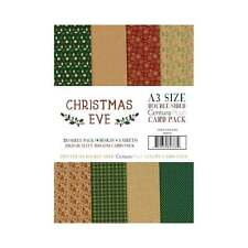 Crafters Companion - A3 Centura Pearl Card Double Sided 20 sheets NEW