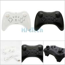 New U Pro Bluetooth Wireless Remote Game Controller Gamepad For Nintendo Wii U