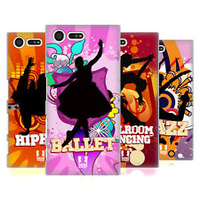 HEAD CASE DESIGNS JUST DANCE HARD BACK CASE FOR SONY XPERIA X COMPACT