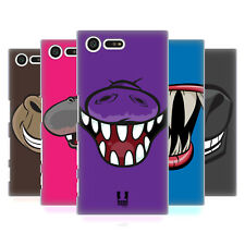 HEAD CASE DESIGNS GRINS HARD BACK CASE FOR SONY XPERIA X COMPACT