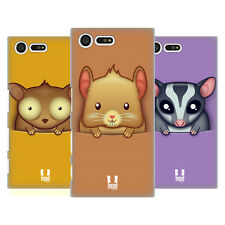 HEAD CASE DESIGNS POCKET PALS HARD BACK CASE FOR SONY XPERIA X COMPACT