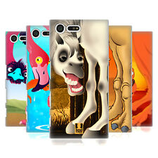 HEAD CASE DESIGNS LONG LEGGED HARD BACK CASE FOR SONY XPERIA X COMPACT