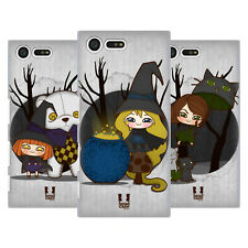 HEAD CASE DESIGNS WITCHES HARD BACK CASE FOR SONY XPERIA X COMPACT