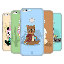 HEAD CASE DESIGNS KAWAII FAUNA HIPSTERS HARD BACK CASE FOR GOOGLE PIXEL XL