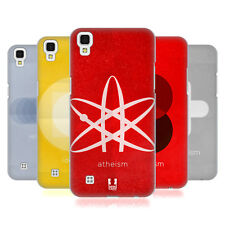 HEAD CASE DESIGNS PHILOGRAPHY HARD BACK CASE FOR LG X POWER