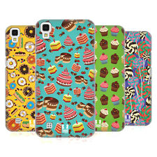 HEAD CASE DESIGNS SWEETS PATTERN HARD BACK CASE FOR LG X POWER