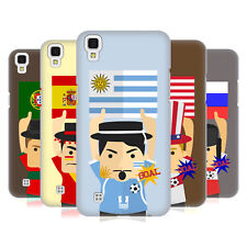 HEAD CASE DESIGNS FOOTBALL ENTHUSIAST HARD BACK CASE FOR LG X POWER