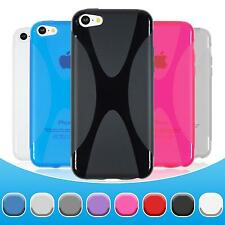 Custodia in Silicone Apple iPhone 5c X-Style