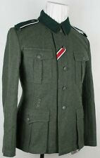 WW2 Allemand M36 Champ Tunique Uniforme Inclus Pantalon S/M/L/XL/XXL/XXXL